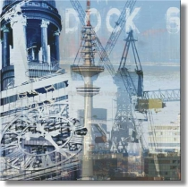 Oliver Rossdeutscher: Metal Cities: Dock 6